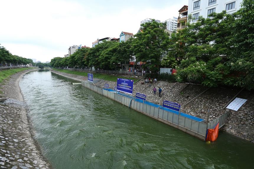 Chuyên gia Nhật Bản cho lắp bể, lên kế hoạch tắm bằng nước Tô Lịch - 2