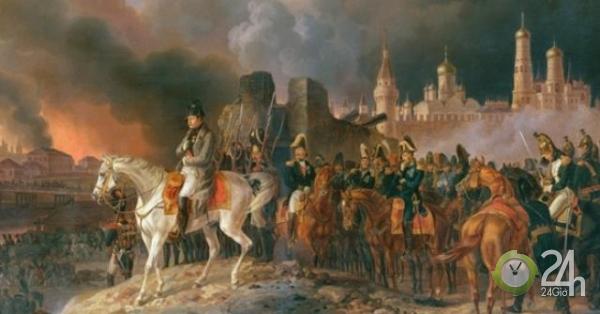Những lần nước Nga bị thế lực bên ngoài xâm lược trong lịch sử-Thế giới