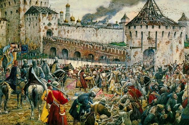 Nước Nga đã từng bị các quốc gia nào xâm lược trong lịch sử - 3