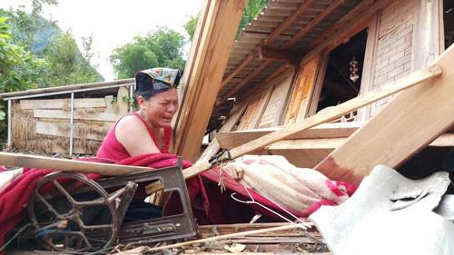 19 người chết, mất tích do mưa lũ - 2