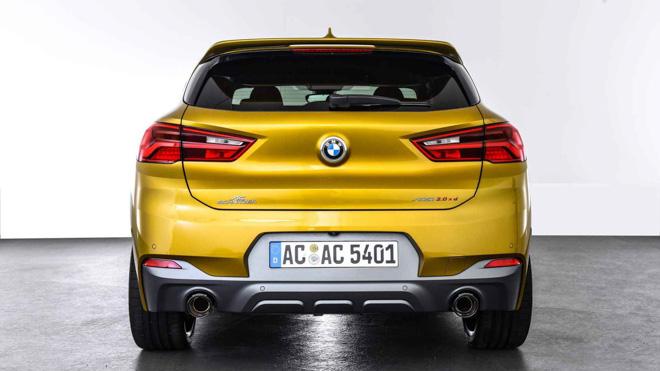 """BMW X2 """"lột xác"""" với gói độ mới đến từ hãng AC Schnitzer - 6"""