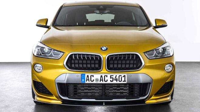 """BMW X2 """"lột xác"""" với gói độ mới đến từ hãng AC Schnitzer - 4"""