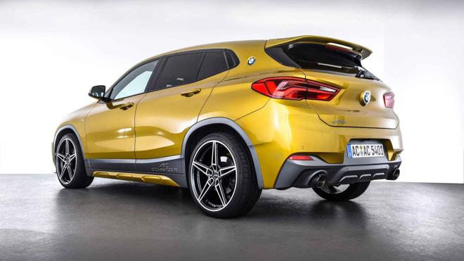 """BMW X2 """"lột xác"""" với gói độ mới đến từ hãng AC Schnitzer - 7"""
