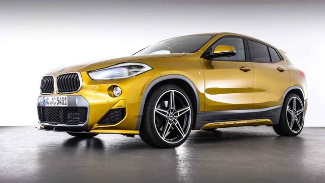 """BMW X2 """"lột xác"""" với gói độ mới đến từ hãng AC Schnitzer - 13"""