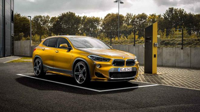 """BMW X2 """"lột xác"""" với gói độ mới đến từ hãng AC Schnitzer"""