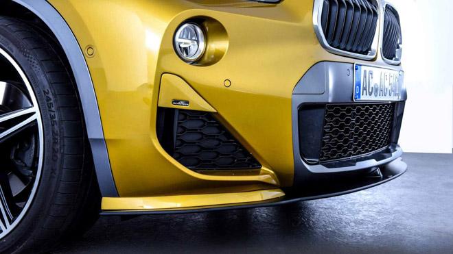 """BMW X2 """"lột xác"""" với gói độ mới đến từ hãng AC Schnitzer - 3"""