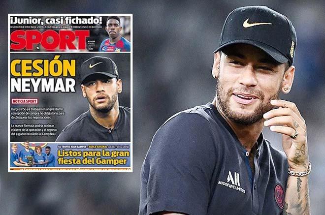 Chuyển nhượng Neymar: Đến PSG đắt nhất lịch sử, về Barca theo cách