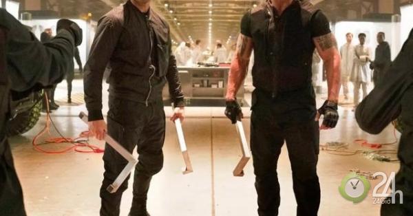 Ngoại truyện Fast & Furious thu được bao nhiêu tỷ khi mở màn công chiếu ở VN? - Giải trí