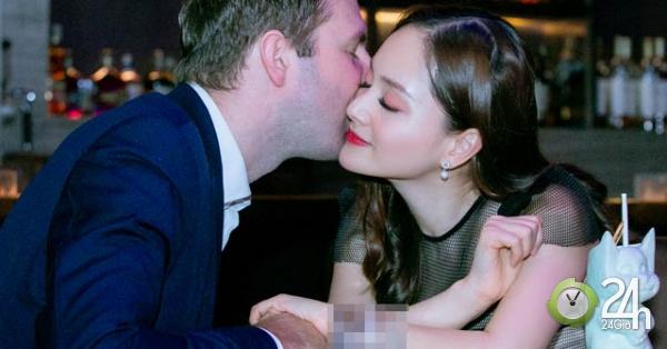 """Lan Phương tiết lộ bí quyết """"giữ lửa"""" với chồng Tây cao hơn 2m - Ngôi sao"""