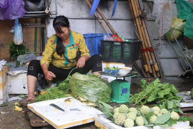 Lý do khiến giá rau xanh Hà Nội tăng bất thường - 4