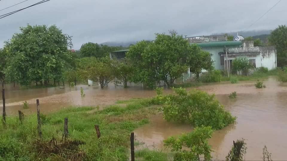 Nhiều khu vực ở Đắk Lắk bị nhấn chìm sau trận mưa khủng khiếp - 2