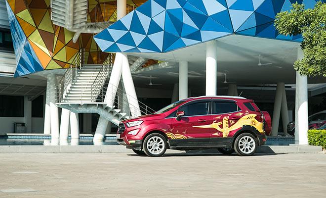 Khẳng định cá tính và năng động với xe Ford EcoSport mới - 3