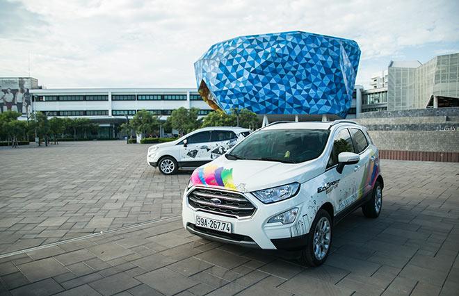 Khẳng định cá tính và năng động với xe Ford EcoSport mới - 4
