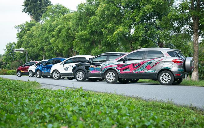 Khẳng định cá tính và năng động với xe Ford EcoSport mới - 1