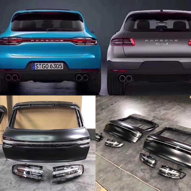 Porsche Macan GTS sản xuất 2016 được chủ nhân lên đời và tăng công suất - 1