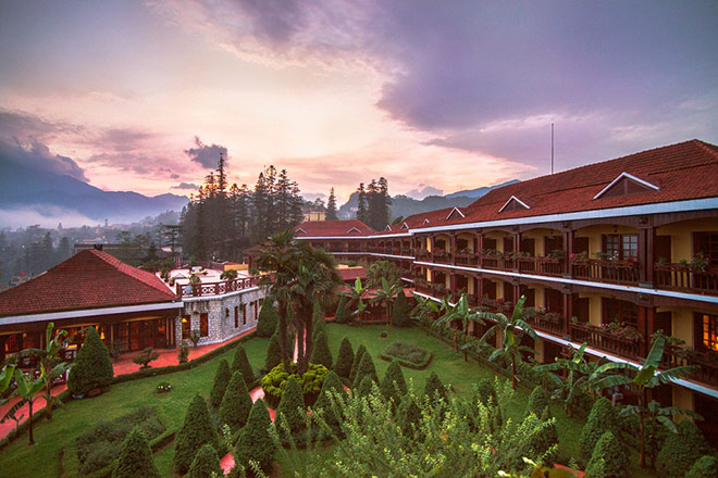 Victoria Hotels & Resorts beautiful Vien Dong pearl - 4