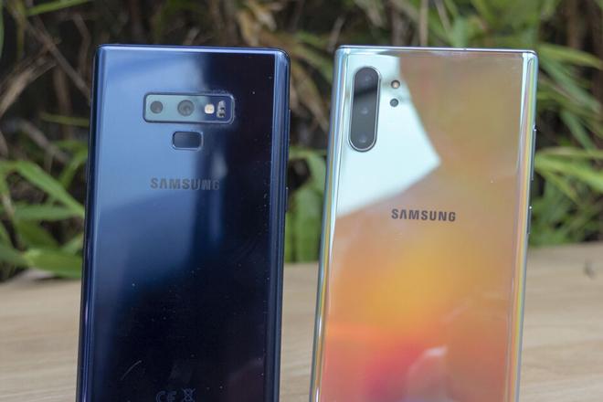 Có nên nâng cấp Galaxy Note 10 từ Galaxy Note 9 không? - 1