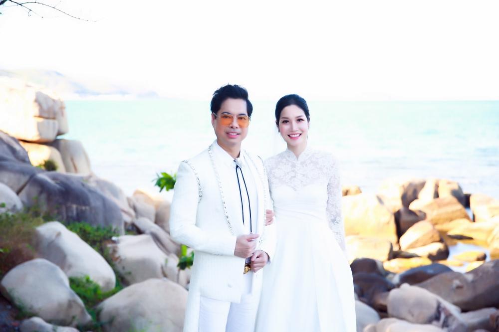 Lộ diện chân dung cô dâu bí mật trong bộ ảnh cưới của Ngọc Sơn