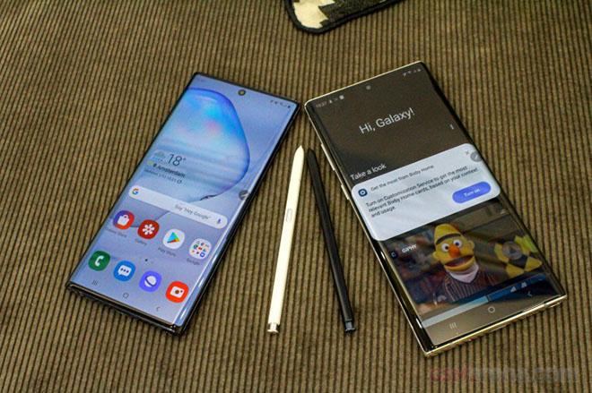Vì sao Galaxy Note10 và Note10+ không trang bị jack âm thanh? - 1
