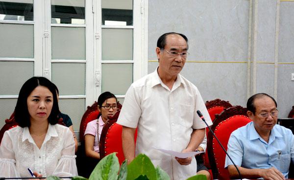 Bộ GD-ĐT đề nghị Sở GD-ĐT Hà Nội thanh tra những cơ sở giáo dục mang danh quốc tế - 1