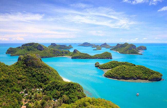 Bí mật những hòn đảo đẹp lộng lẫy nhưng không một bóng người - 2