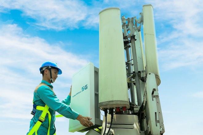 NÓNG: Viettel bắt đầu phát sóng thử nghiệm mạng 5G tại TP.HCM từ hôm nay - 1