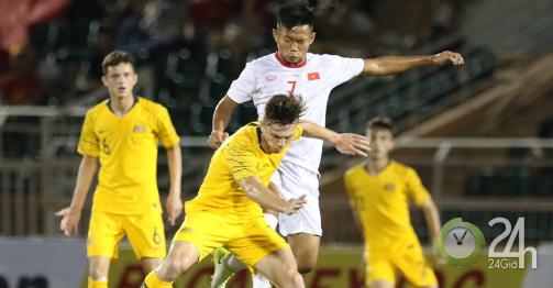 Video, kết quả bóng đá U18 Việt Nam - U18 Australia: Đẳng cấp chênh lệch, 3 đòn choáng váng