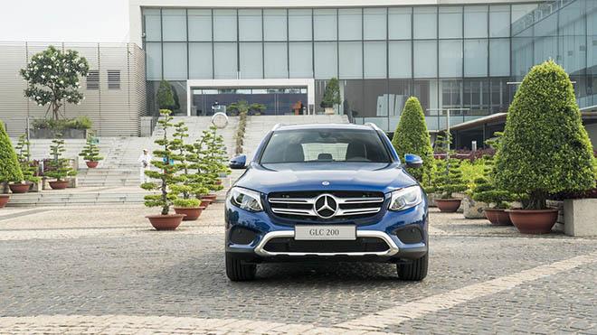 Bảng giá xe Mercedes-Benz GLC 2019 mới nhất, tặng 100% thuế trước bạ khi mua xe GLC200 - 2