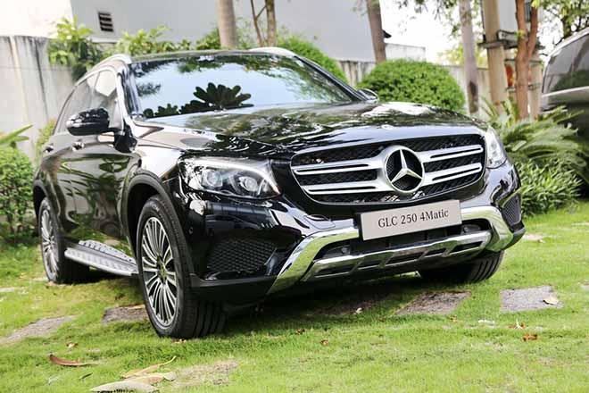 Bảng giá xe Mercedes-Benz GLC 2019 mới nhất, tặng 100% thuế trước bạ khi mua xe GLC200 - 3