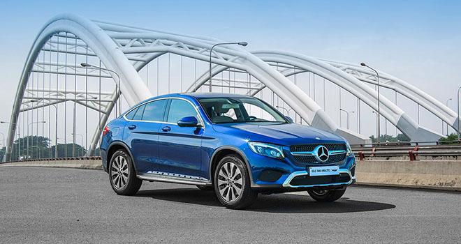 Bảng giá xe Mercedes-Benz GLC 2019 mới nhất, tặng 100% thuế trước bạ khi mua xe GLC200 - 4