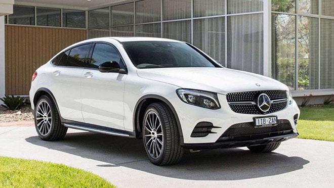 Bảng giá xe Mercedes-Benz GLC 2019 mới nhất, tặng 100% thuế trước bạ khi mua xe GLC200 - 7