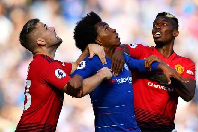 """Kết quả hình ảnh cho Nhận định, Soi kèo Man United – Chelsea, 22h30 ngày 11/8: """"Quỷ đỏ"""" giương oai ngày khai mạc"""