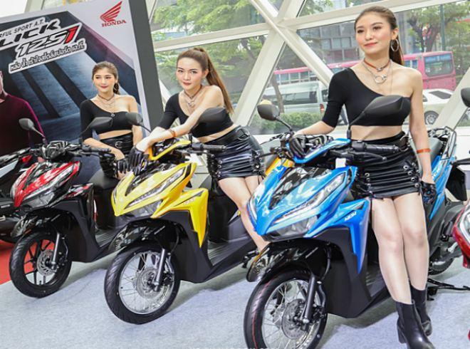 Bảng giá Honda Click nhập khẩu từ Thái Lan mới nhất hiện nay - 1