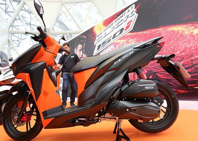 Bảng giá Honda Click nhập khẩu từ Thái Lan mới nhất hiện nay - 2
