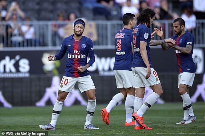 Châu Âu phát cuồng vì Neymar: Hiệu ứng domino ngốn tỷ euro cuốn Real