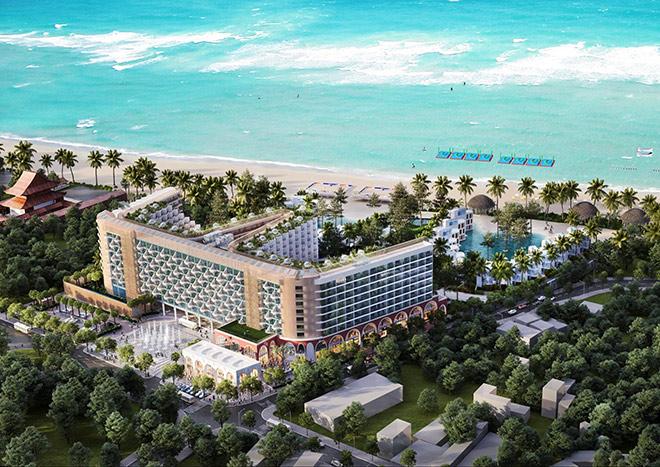 Tiềm lực chủ đầu tư dự án căn hộ đầu tiên có Vincom tại Bình Dương - 4
