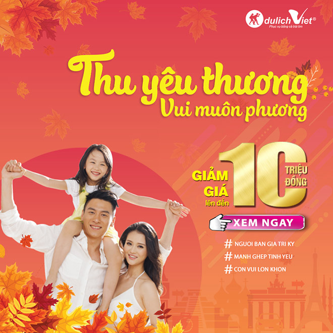 Along with Vietnam Tourism to extend the journey of love - 1