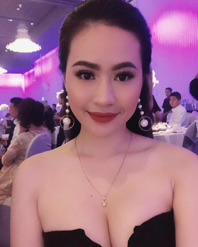"""Sau tin đồn chia tay Nhật Lê, Quang Hải liên tục """"thả tim"""" cô gái Sài thành này - 2"""