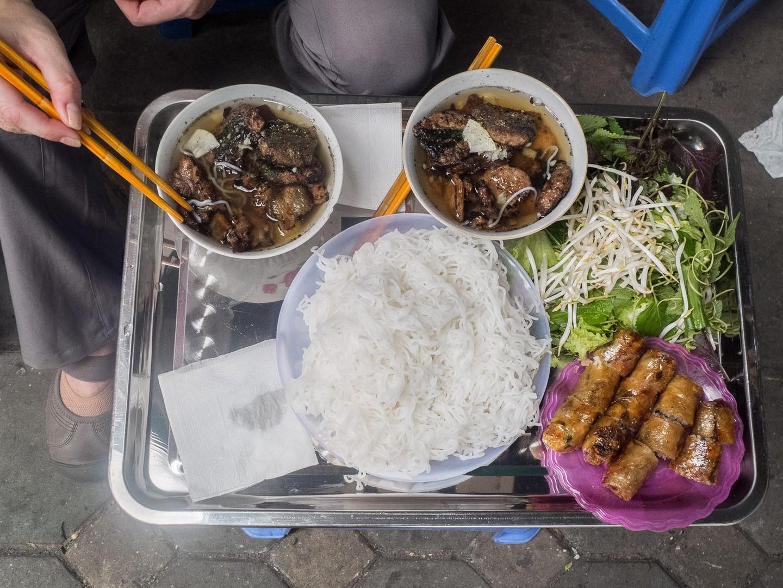 5 1565953389 440 width1440height1080 20 món ăn ngon nhất Việt Nam được báo Tây ví như hương vị thiên đường