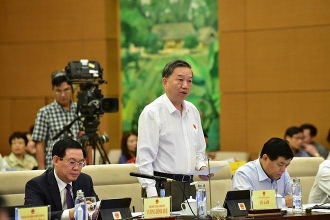 Bộ trưởng Tô Lâm lý giải việc đưa 7.000 phạm nhân đi làm việc cho doanh nghiệp - hình ảnh 1