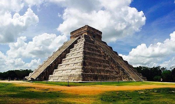 Khám phá bất ngờ về sự lụi tàn của nền văn minh Maya - hình ảnh 1