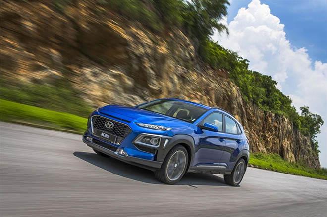 Hyundai Kona khuyến mãi 20 triệu đồng cho khách hàng mua xe - 1
