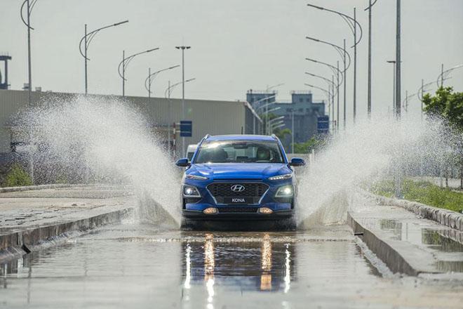 Hyundai Kona khuyến mãi 20 triệu đồng cho khách hàng mua xe - 3