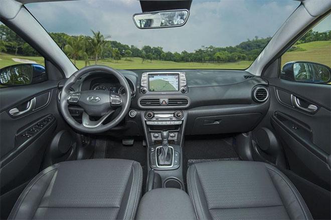 Hyundai Kona khuyến mãi 20 triệu đồng cho khách hàng mua xe - 4