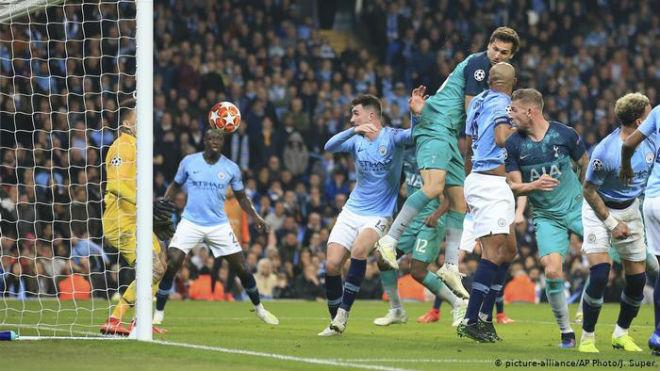 Trực tiếp bóng đá Man City – Tottenham: Aguero được so với Henry và Shearer - 9