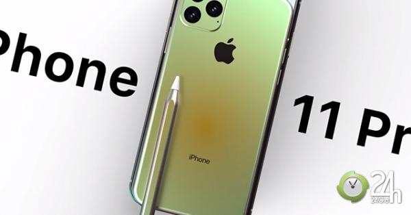 Ngạc nhiên trước loạt thông tin rò rỉ của iPhone 11 mà ít ai ngờ