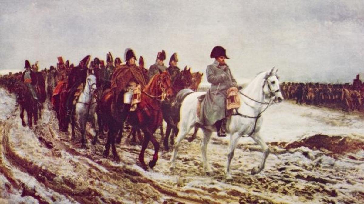 Napoleon Bonaparte và sai lầm khiến 70 vạn quân bị chôn vùi trên đất Nga - 2