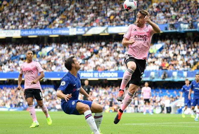 Chelsea - Leicester: Sao trẻ tỏa sáng, thót tim phút bù giờ