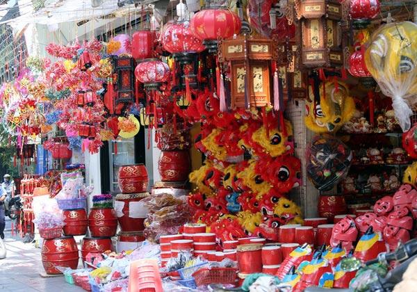 """Đồ chơi """"made in Việt Nam"""" bất ngờ lấn át Trung Quốc tại Hàng Mã trước mùa Trung thu - 7"""
