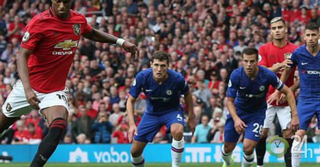 Chelsea ngụp lặn, MU đua Liverpool trên bảng xếp hạng Ngoại hạng Anh